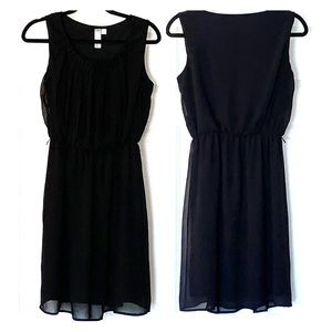 Emma and Michelle Little Black Cocktail Sz 8 Dress